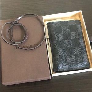 Men's Louis Vuitton Wallet